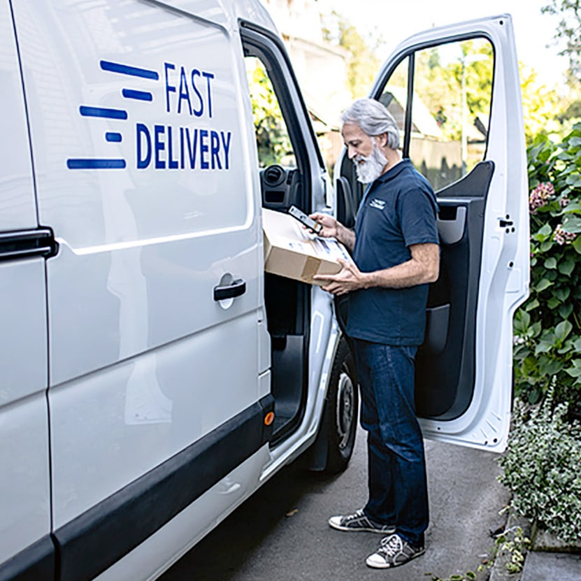 Software Scanning delivery