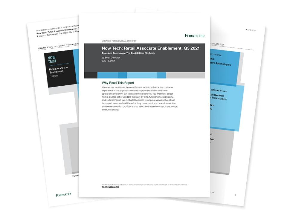 Retail Associate Enablement Report