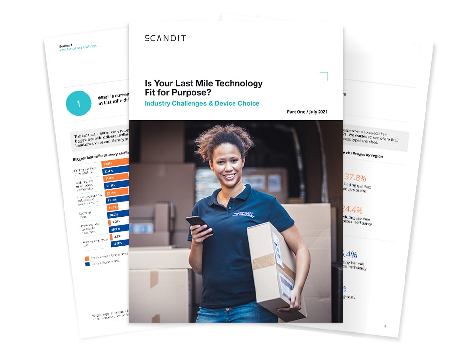 last mile technology report