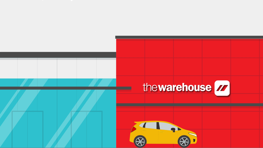 The Warehouse reduced TCO